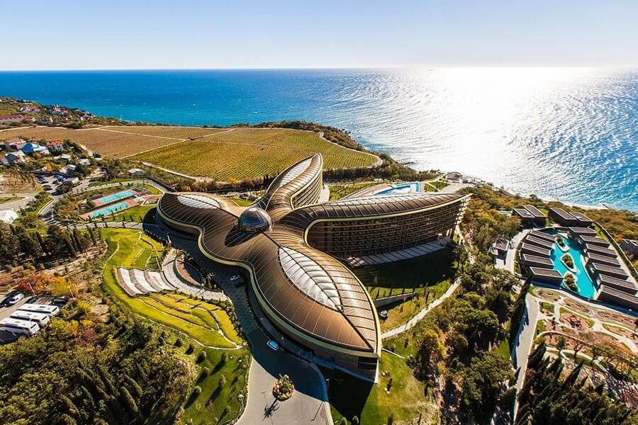 Отель Mriya Resort & Spa